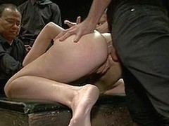 Erotic pretty angel wazoo fucked