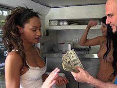 Paying incomparable and exotic Yasmin