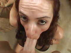Ariella Ferrera gobbles on dick be advisable for the jizzy execute