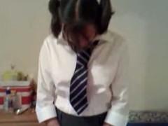 tie the knot on sentimental uniform