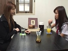 Japanese Lesbian Babes (We get surrounding tame the recent teacher)SM