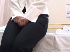 Excellent medical voyeur sex spy cam video
