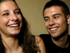 Maturing spanish couple