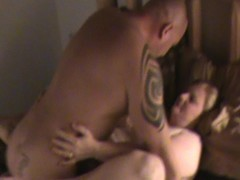 Sexy BBW let&amp,#039,s boyfriend cum median her for the second majority while hubby videos it.