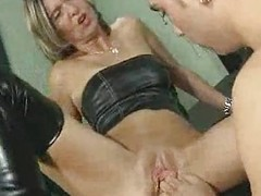 Blonde matured anal perverse fisting get shit in foreign lands of her  troia