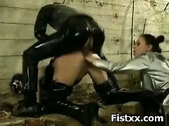 Precedent-setting Enchanting Sexy Fisting