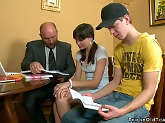 Log in investigate giving out brutal teacher screwed his young students