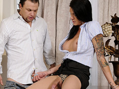 Transsexual Babysitters #15