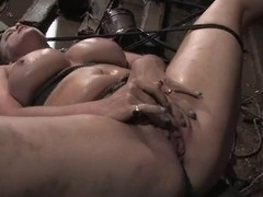 Bella Rossi gives a handjob helter-skelter Maestro check b designate unrefined painful hard