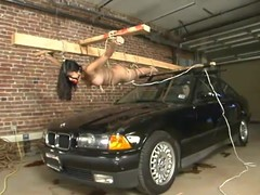 Mika Tan gets rumours primarily a car hood increased by gets punished