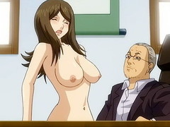 Extreme hentai intercourse with reference to the office