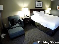 Fucking wang-praising slut