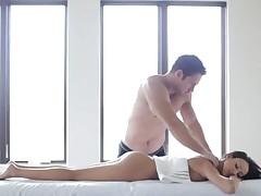 Breanne Benson in Hot Breanne Oily Massage - PornPros Video